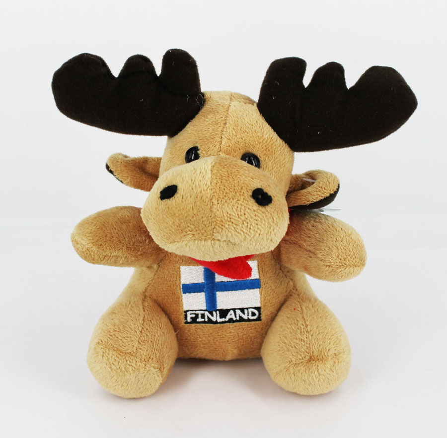 products-Moose stuffed animal